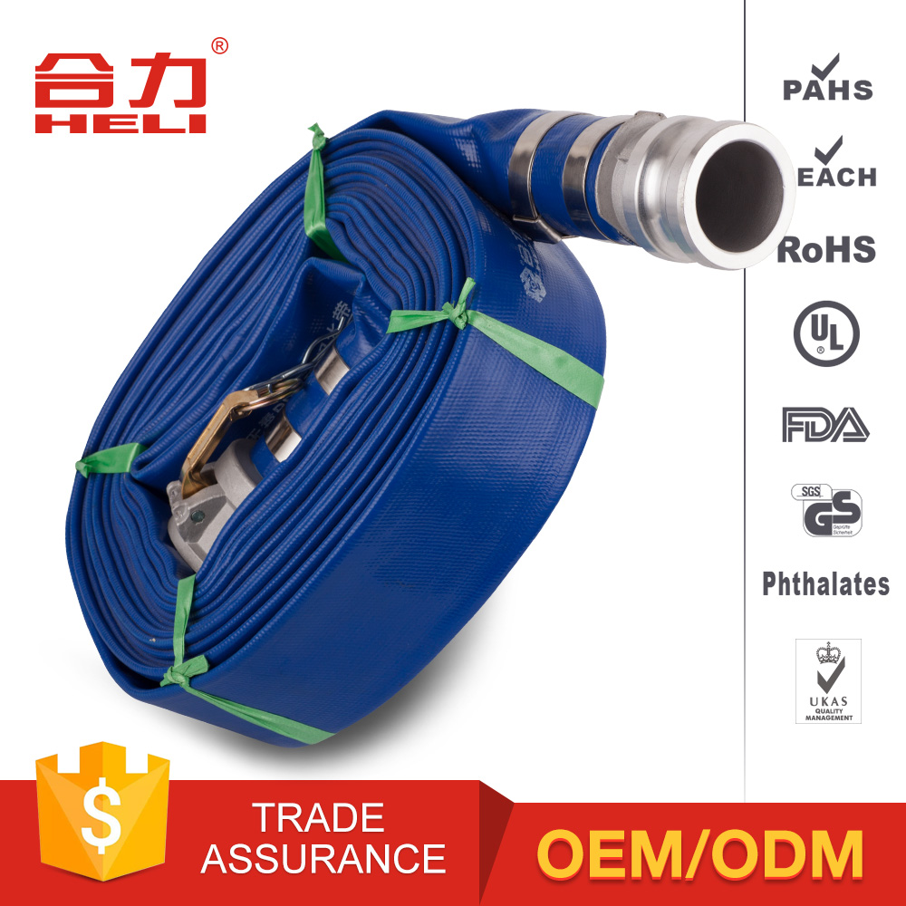 2015 hot product new design high quality 2 inch flexible hose