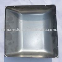 Stainless Steel Square Trough