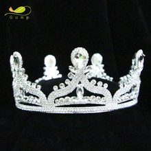 Wholesale New Design Wedding Headband Tiara Crown Pageant Party Crown