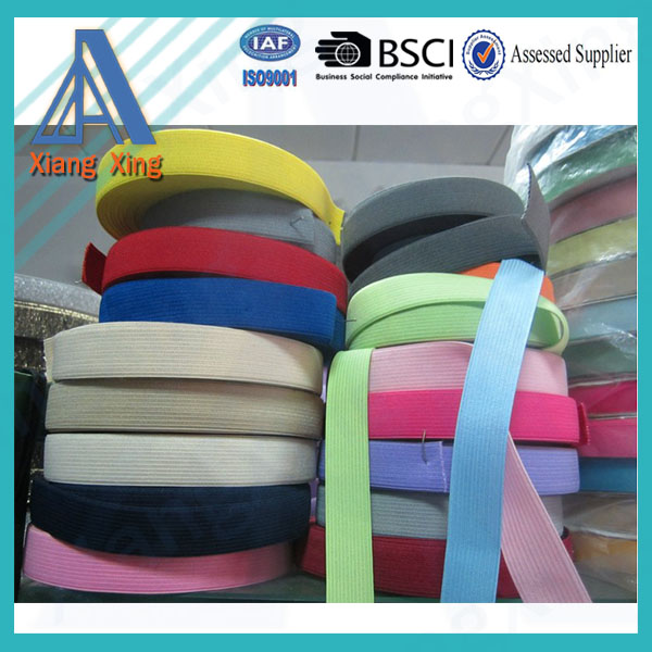 Factory direct sale high quatliy colorful sofa elastic webbing