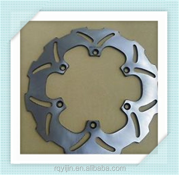 Motorcycle 260mm solid brake disc for CRF R 250 450 motocross