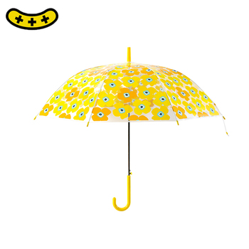 High quality small fresh flower umbrella made in China for sale