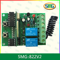 High sensitivity car remote control jammer with 433.92mhz