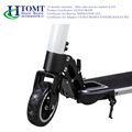 6inch adult folding scooter foldable electric scooter with headlight and LED