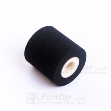 Foamed Ink Roller for Date Printer marking coding machine Hot melt ink roll / Printing ink roller/ Hot melt ink roller for codin