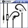 Earphone Sport Headphone Wired In-Ear headset Handfree Universal With Mic china product