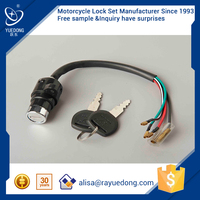 CD70 motorcycle ignition switch for honda dio parts