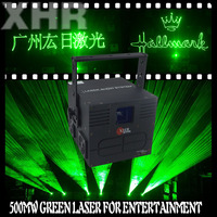 MiNi Low Power 500mw green animation laser light with sd card