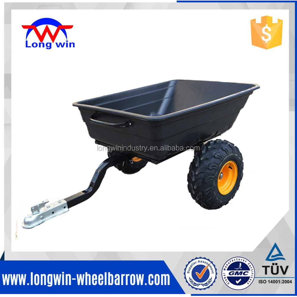 lawn garden trailers for tractors