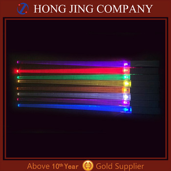 Led wholesale chopsticks with led lights