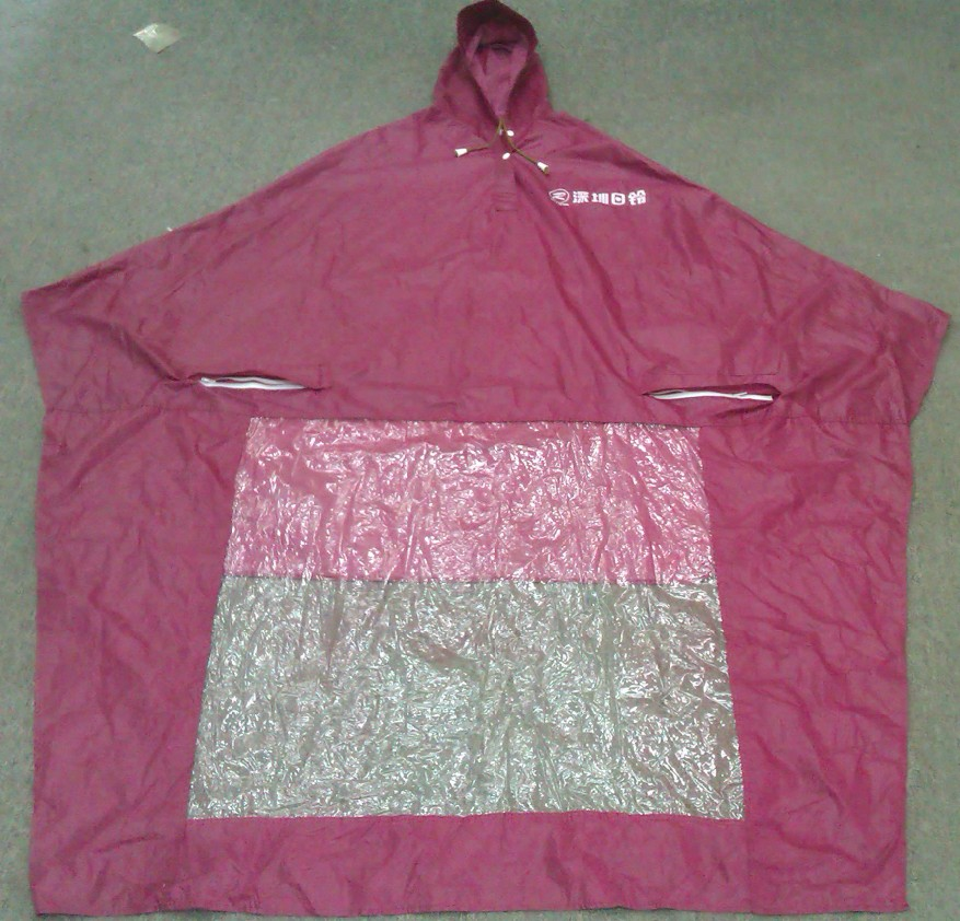 Favorites Compare Bicycle or Motorcycle PVC Rain Poncho
