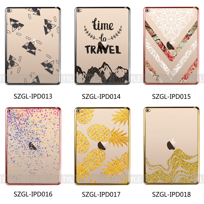 TPU for iPad case air mini cover