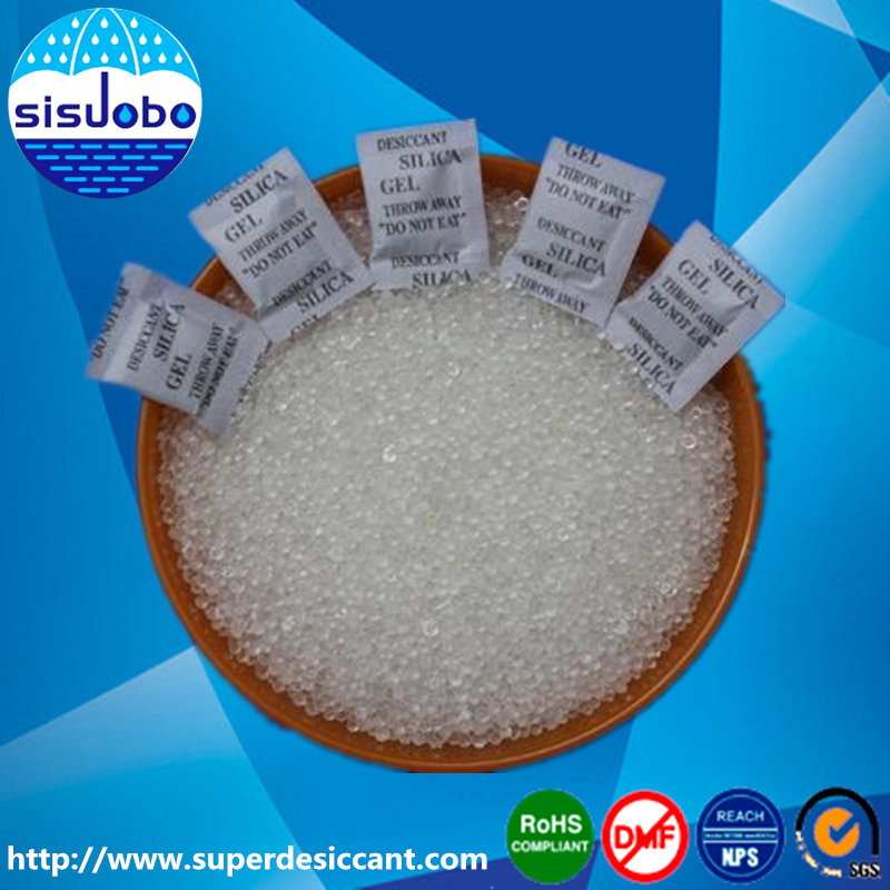 Hot Selling Cobalt free Silica Gel Desiccant for Pharmaceuticals
