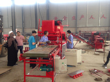 LCH 2-10 automatic clay soil automatic clay brick manufacturing plant