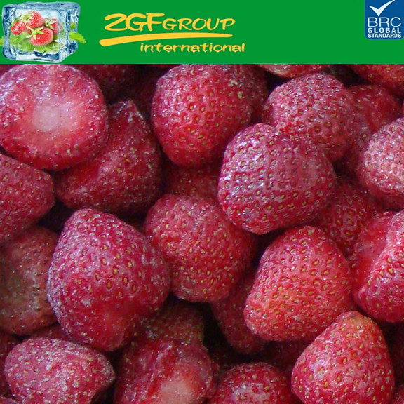 hot sale IQF delicious frozen strawberry a13 in good quality in carton