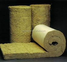 Thermal insulation Rockwool blanket/roll section