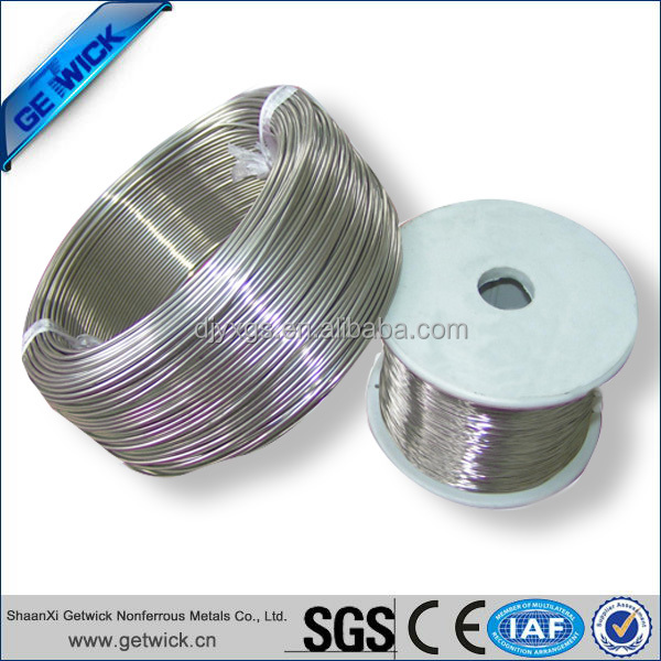 Good abrasion resistance molybdenum wire for cutting