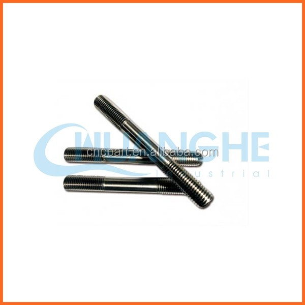 China supplier stainless threaded rod/full thread studs