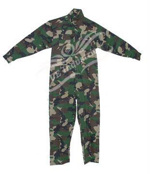 Paintball Overall, camo paintball gear