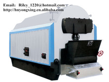 DZL series coal fired boiler for home