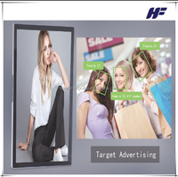 2015 Hot sales and Highest Quality Face Recognition Target Advertising System from Howfor China