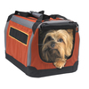 Pet Transport Box Folding Pet Crate