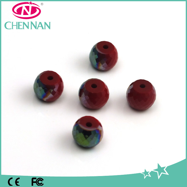 Pujiang Yiwu Glass Crystal Beads ab For All Kind Of Beads