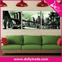 3 panel wall art decor painting canvas