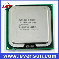 Used intel CPU E1200 E1400 E1500 E1600 10pcs mixed
