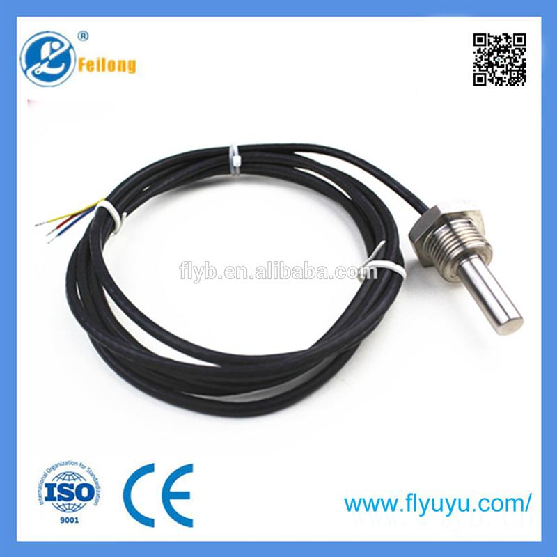Professional DS18B20 temperature sensor 18b20+c4(to92)/ds18b20 hot water and oil temperature sensor probe