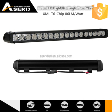 Big promotion 180w truck led light bar 29.7 inch offroad led spot light bar super brihgt long life span bar light led 29.7""