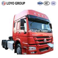 SINOTRUK HOWO CNG / LNG / NG tractor truck ; tractor ,china truck ,china tractor