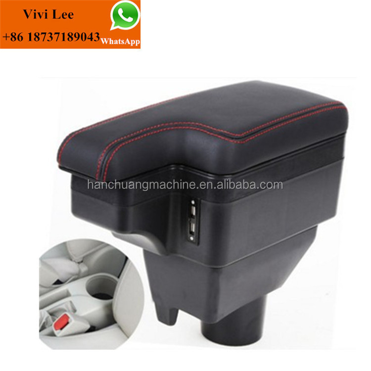 Armrest console box for CRUZA car model