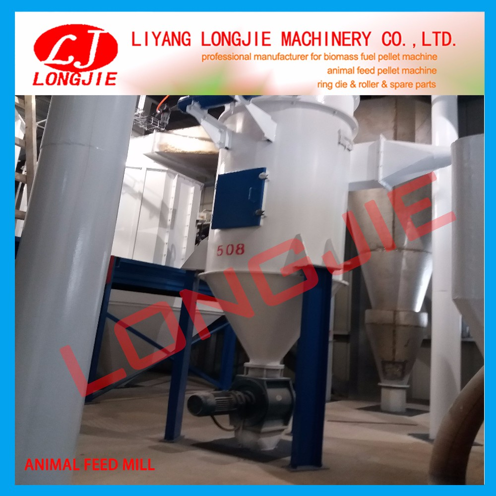 Reasonable price cattle feed pellet making machine