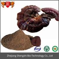 Pure Natural Lucid Ganoderma powder,Reishi mushroom Extract powder