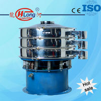 High speed electric sieve vibrator for granules