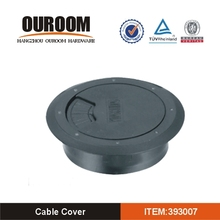 Hard Plastic Durable Hot Sales Grommet Cable Hole Cover