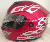 cascos shoei motorcicles FLIP UP full face helmet with double visor fernando alonso vega motorcycle helmet
