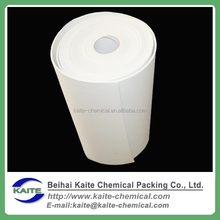 Easy cutting expansion joints filling material ceramic fiber paper for kiln gasket