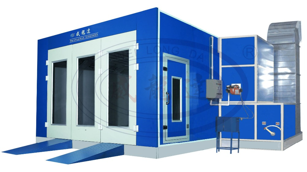 Car Body Paint Spray Booth Wld6100 Economic Type Cheap