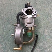 Dual LPG Carburetor Conversion Kit for Gasoline Generator