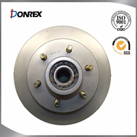iron casting disc brake rotor cover