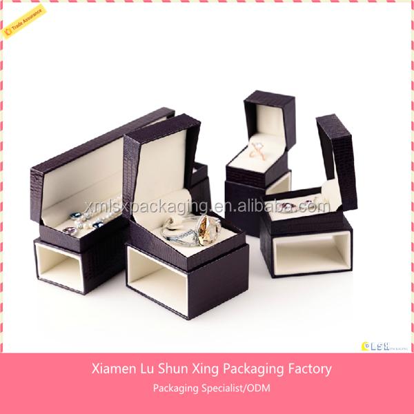 Jewelry box manufacturers china hot sale box pack for for Custom jewelry packaging manufacturers
