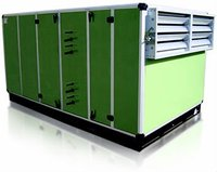 Air Handling Units Fan Coil Units Cooling Tower Chillers DX Coil Units
