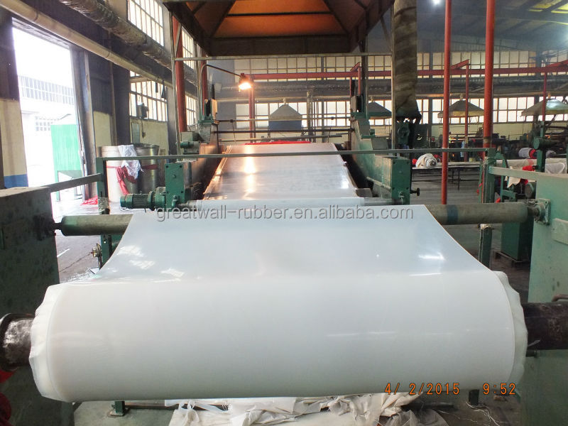 Promotion! Great Wall Quality Silicone rubber sheet with low price