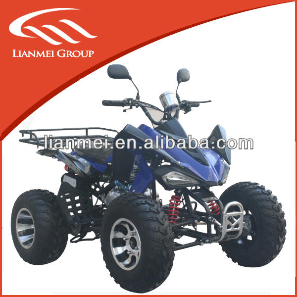 250cc lifang engine/loncin atv quads bike with alloy rim passed CE