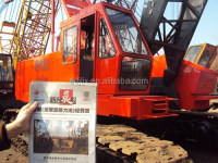 Hot sale Used Hitachi KH150 crawler crane Japan made ,good working condition