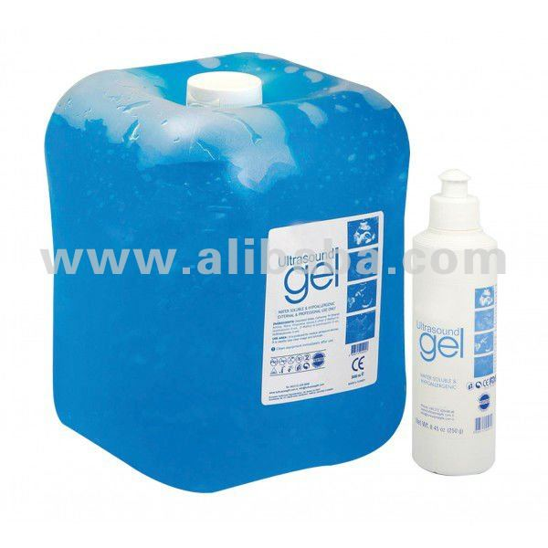Ultrasound Gel 5 Litre Cubitainer - Blue