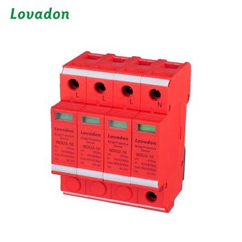 Professional 10KA surge protective device PV Surge Protection Device