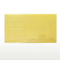 Peffer Best quality Apis cerana Good bee hive frame sheet plastic beeswax foundation heeshive foundation sheet